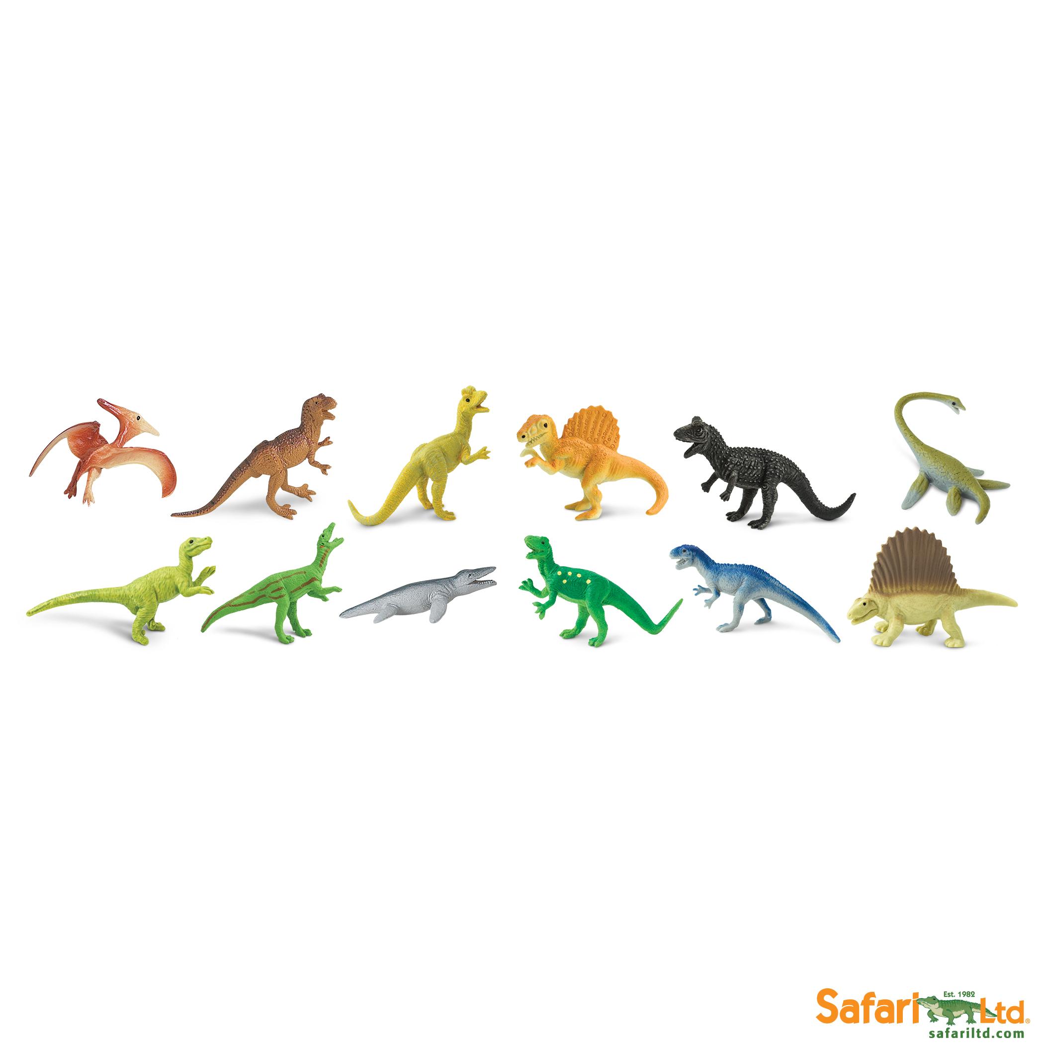 Safari Ltd - Tuba - Masožraví dinosauři