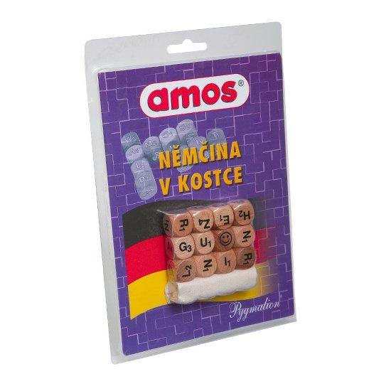 Amos Němčina v kostce