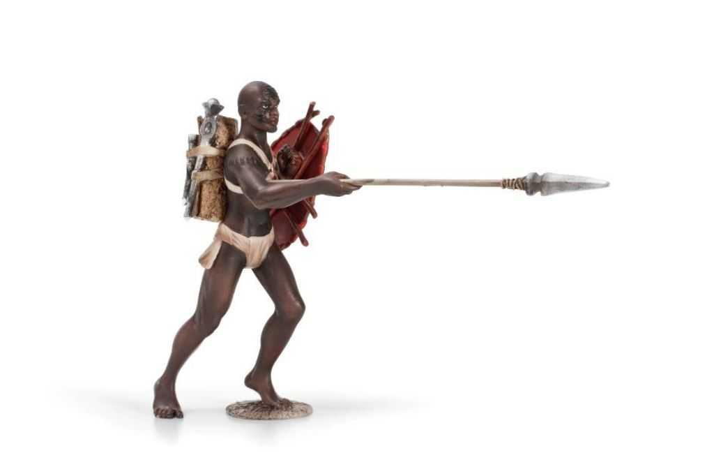 Rytíři a vojáci Schleich - Hrdý Afričan