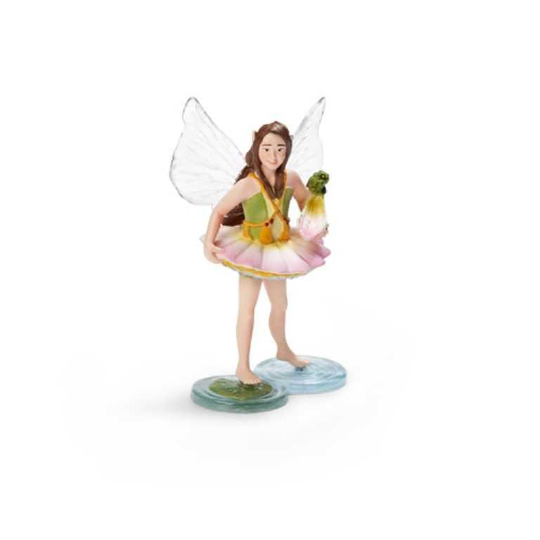 Figurka Schleich - Elfí víla lotosový květ