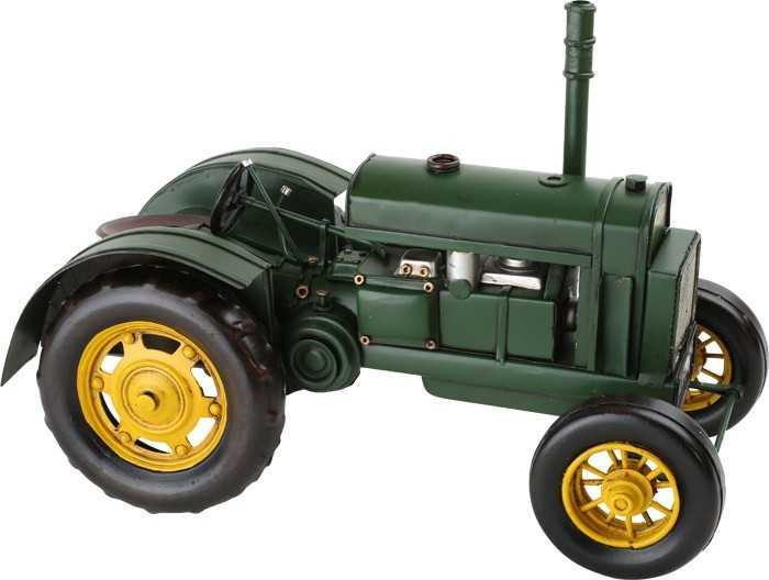 Small Foot Traktor Vintage dekorace