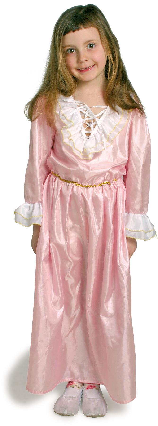 Small Foot Růžové šaty princess