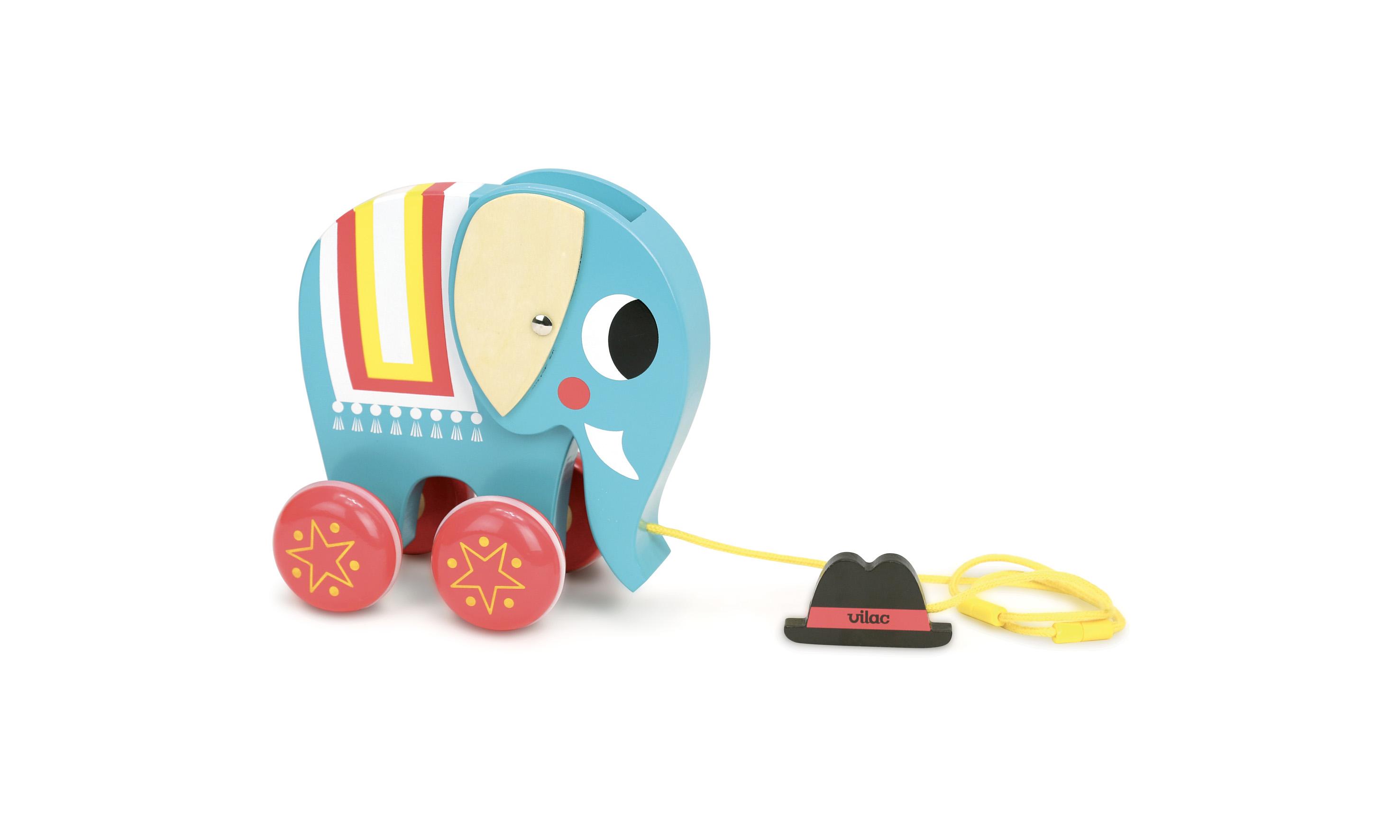 Vilac Tahací slon Vito