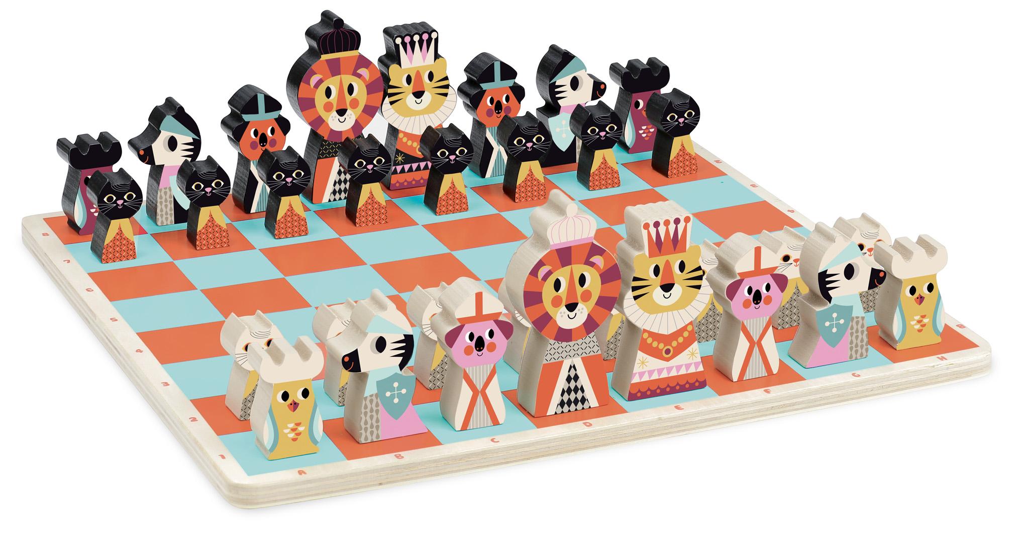 Vilac Moje první šachy