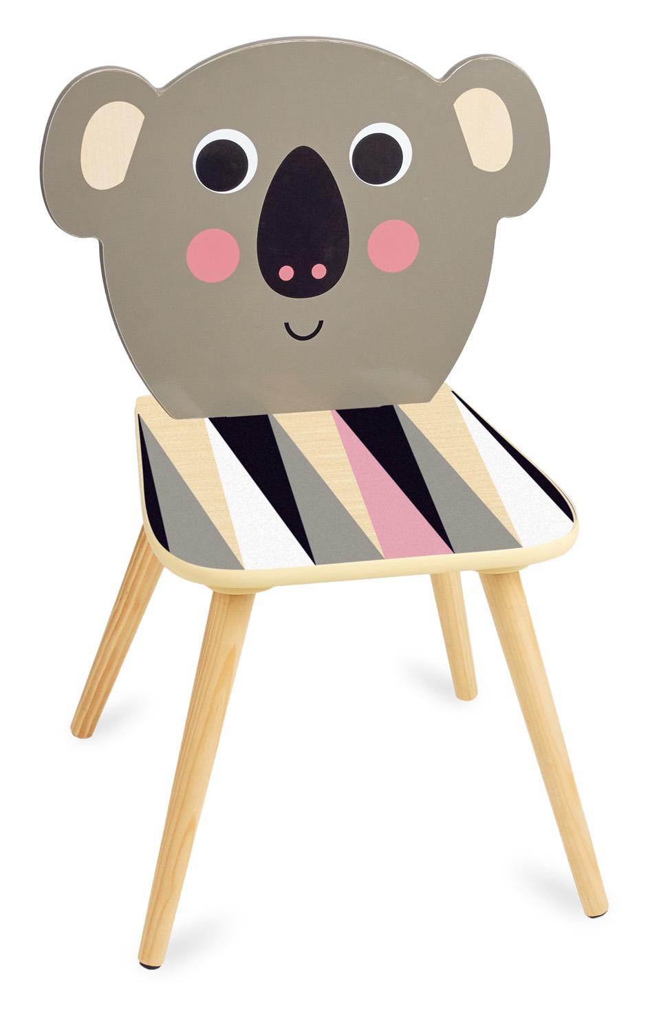 Vilac Dřevěná židle Koala