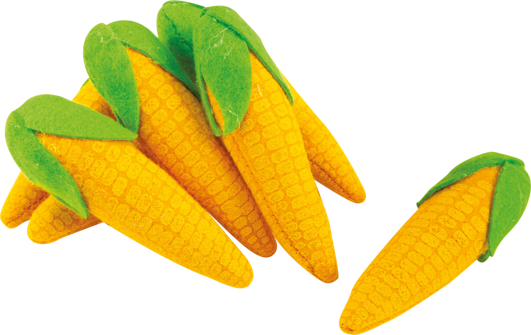 Small Foot Plyšové potraviny kukuřice