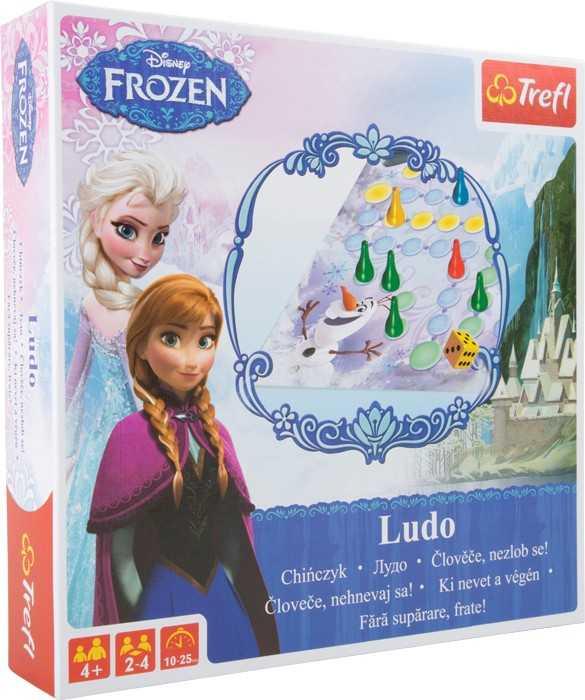 Small Foot Člověče nezlob se Ledové království Frozen