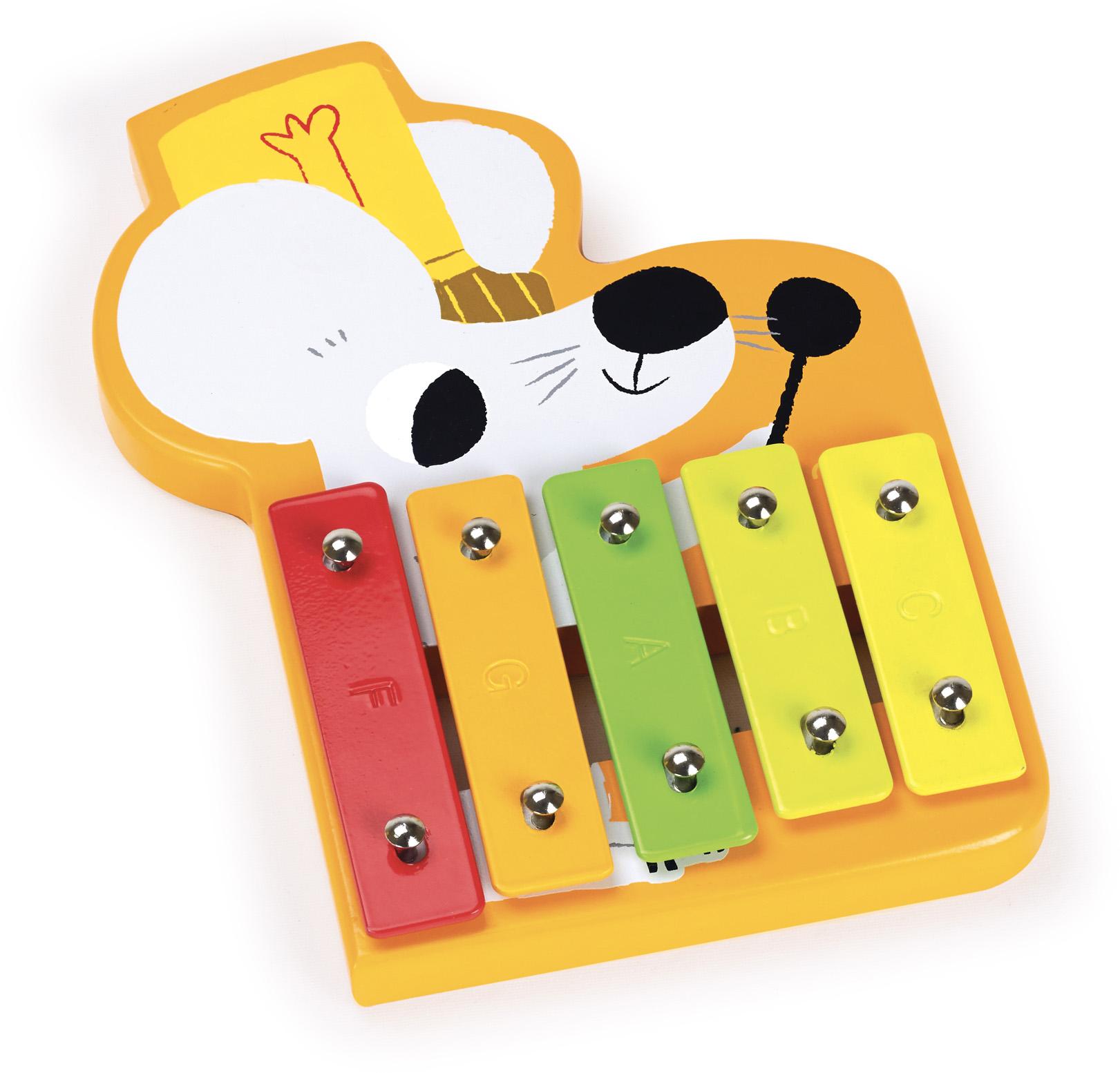Vilac Xylofon myšák Gallimard