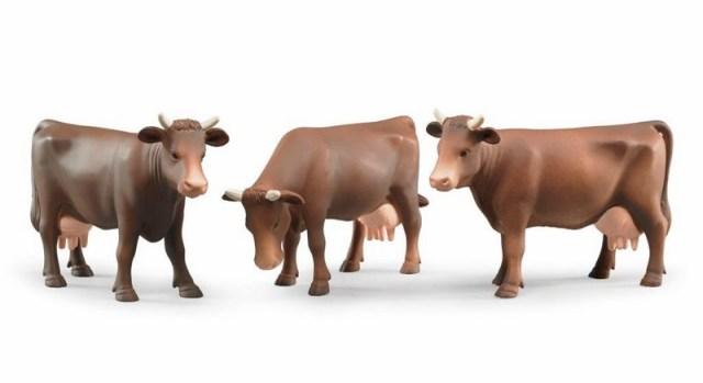Bruder  Figurka kráva hnědá
