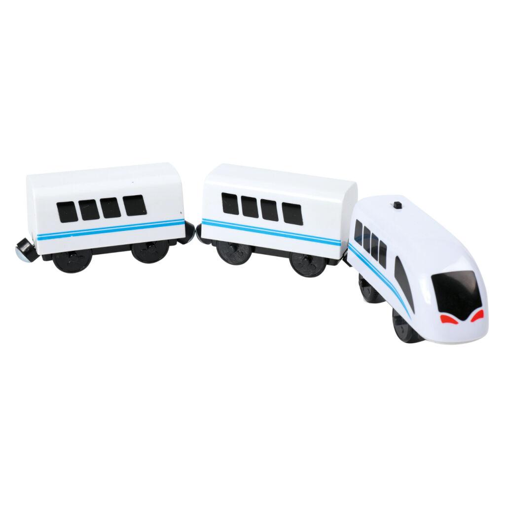 Bino Vysokorychlostní vlak na baterie Viktor - poškozený obal