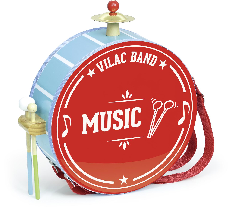 Vilac One man band