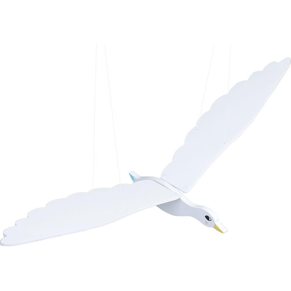 Vilac Dřevěná létající divoká husa závěsná