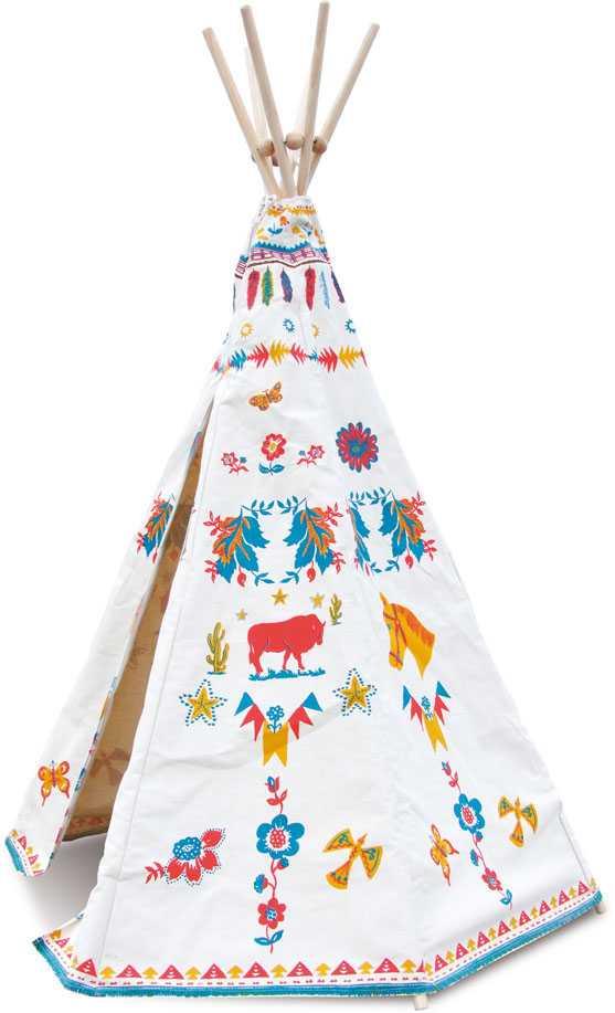 Vilac Stan pro děti Teepee Indiánské