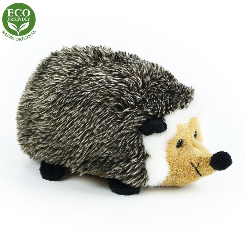 Rappa Plyšový ježek 17 cm ECO-FRIENDLY