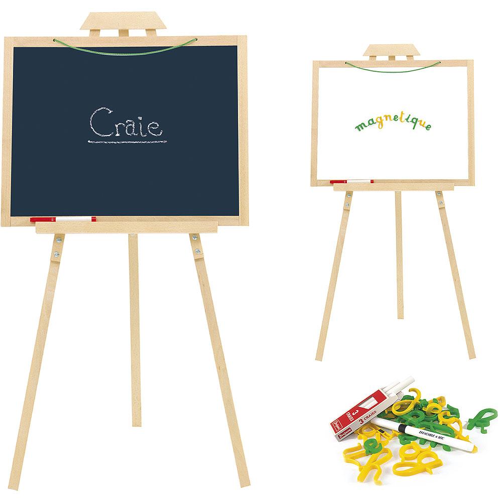 Jeujura Dřevěná tabule Creative