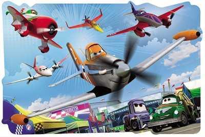 Papírové puzzle Letadla - Puzzle Maxi