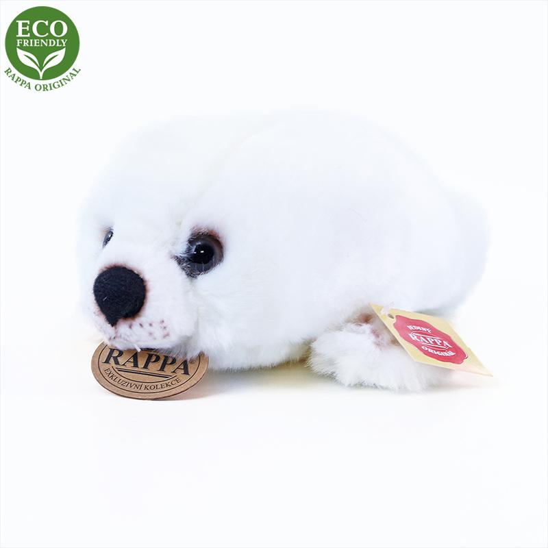 Rappa Plyšový tuleň 23 cm ECO-FRIENDLY