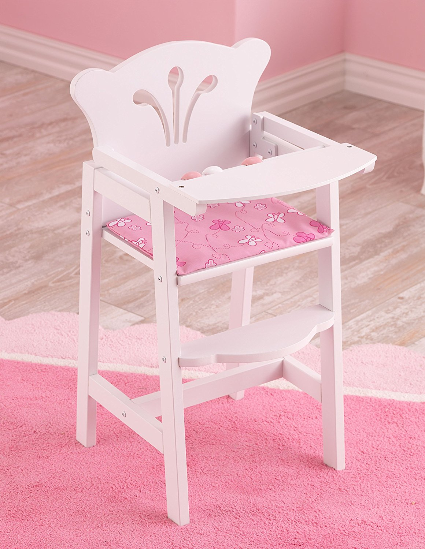 KidKraft Jídelní židlička pro panenku