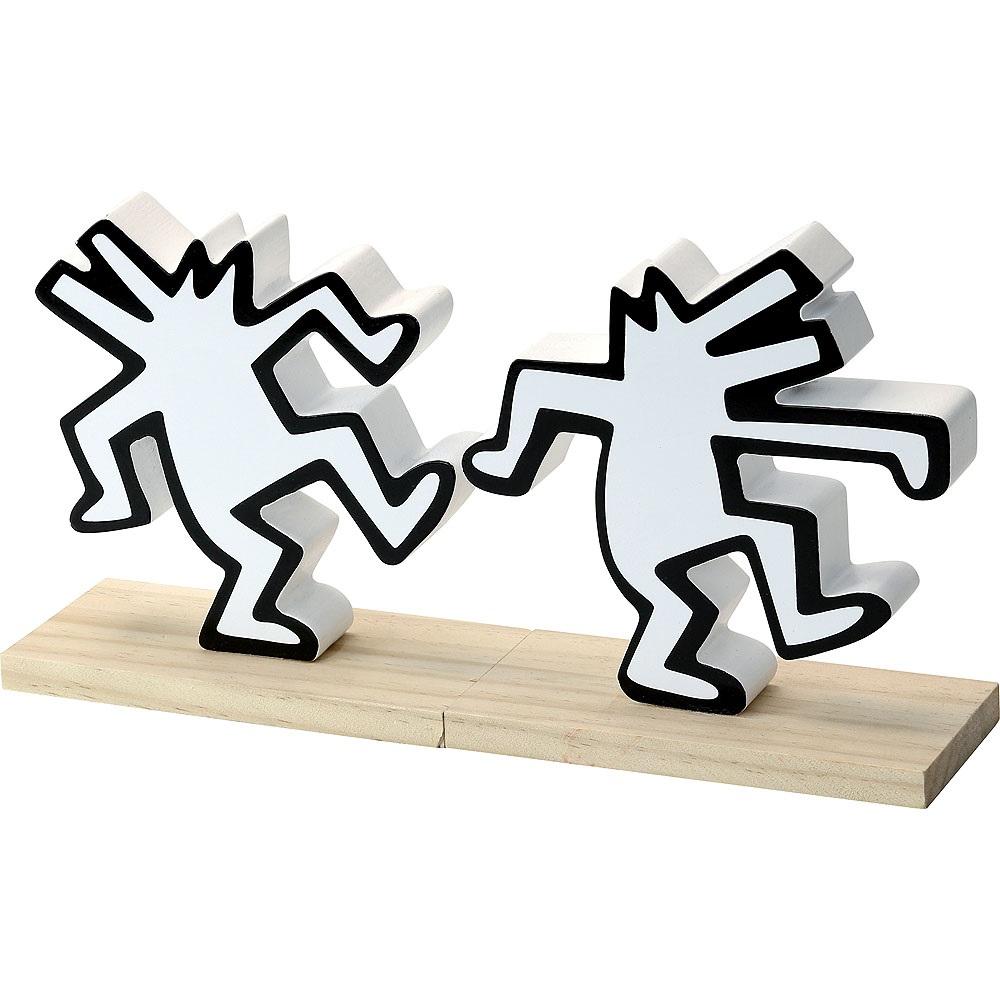 Vilac Opěrky pro knížky Keith Haring