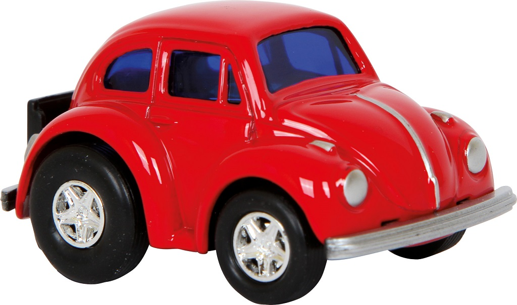 Welly Modely automobilů 1 ks Volkswagen Beetle