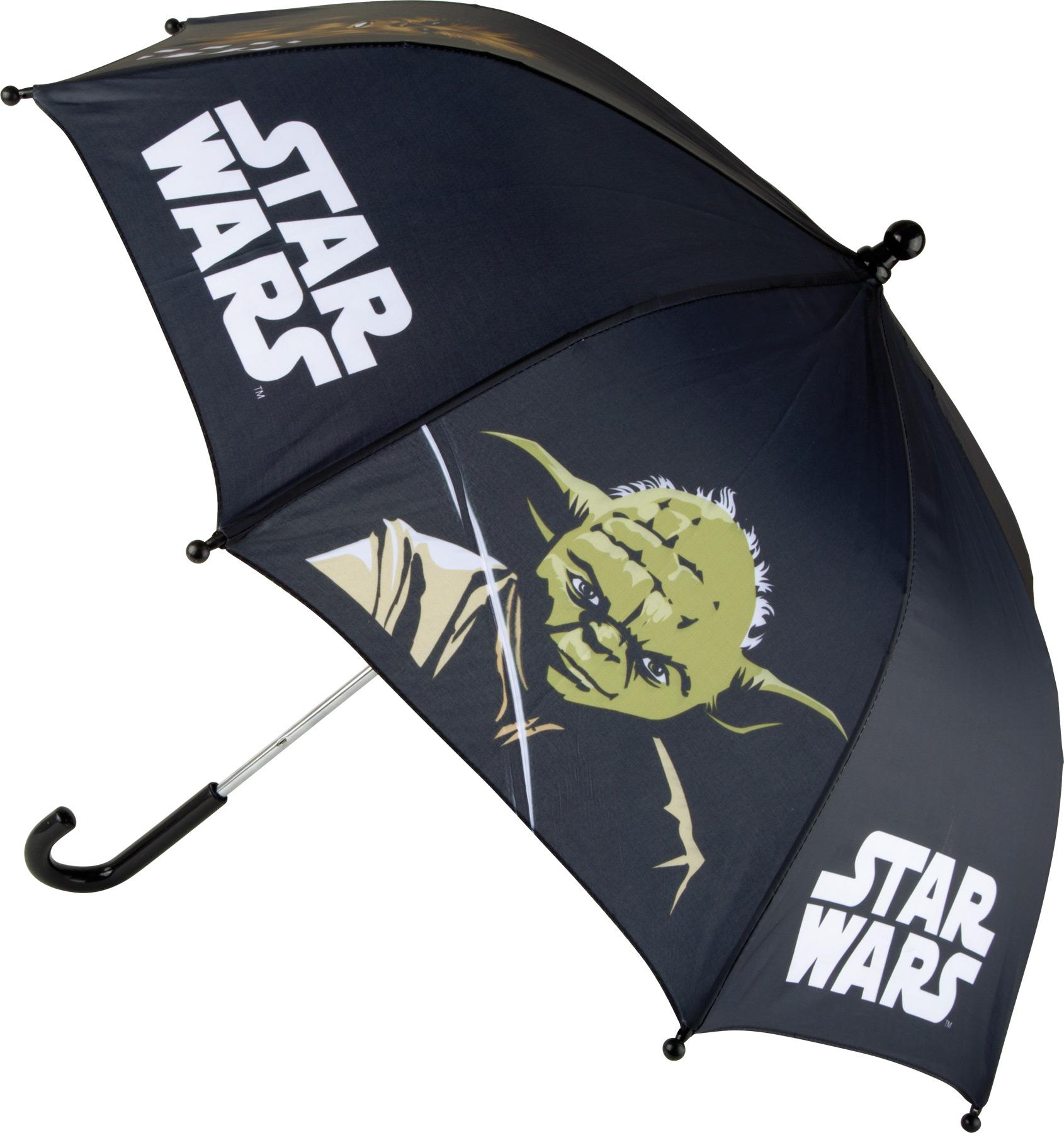 Small Foot Deštník Star Wars černý