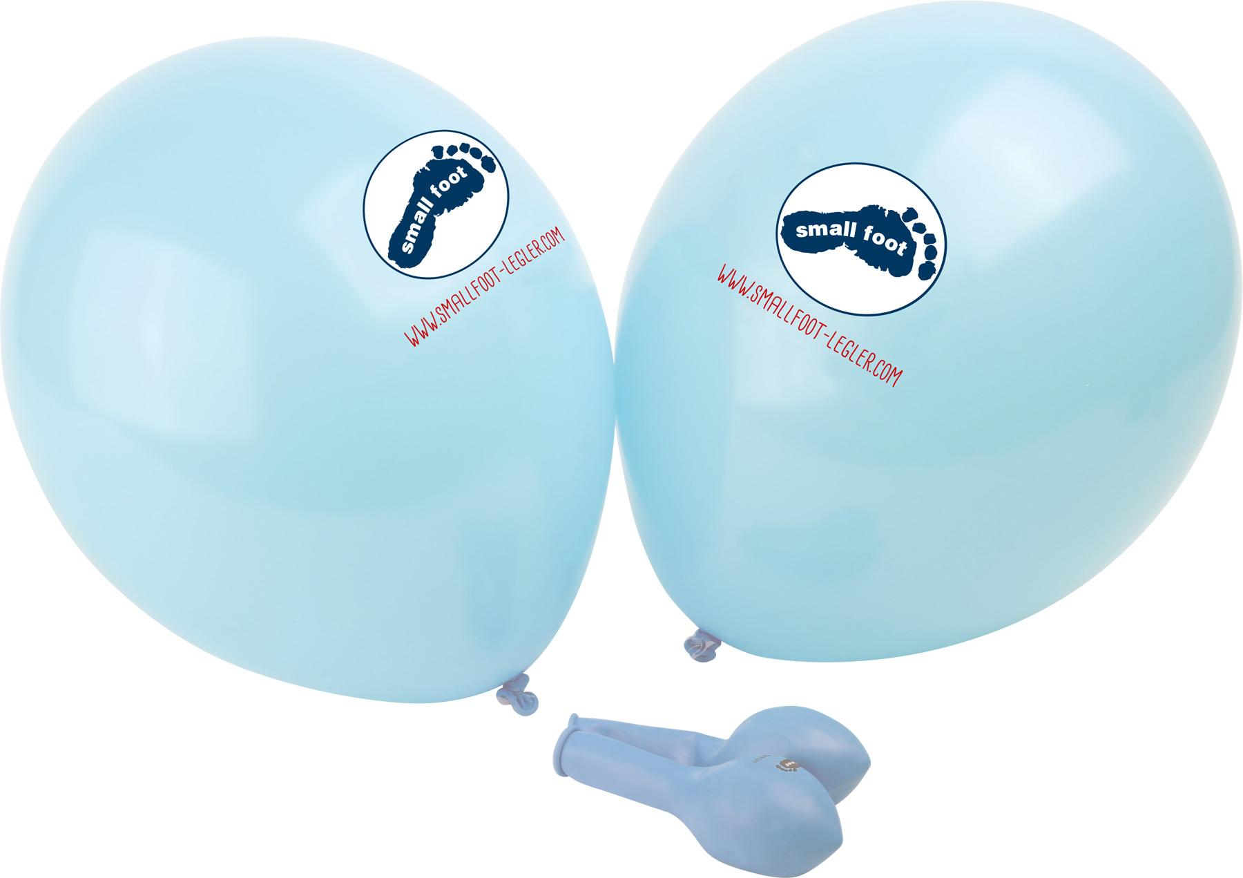 Small Foot Reklamní balónky Legler 10 ks