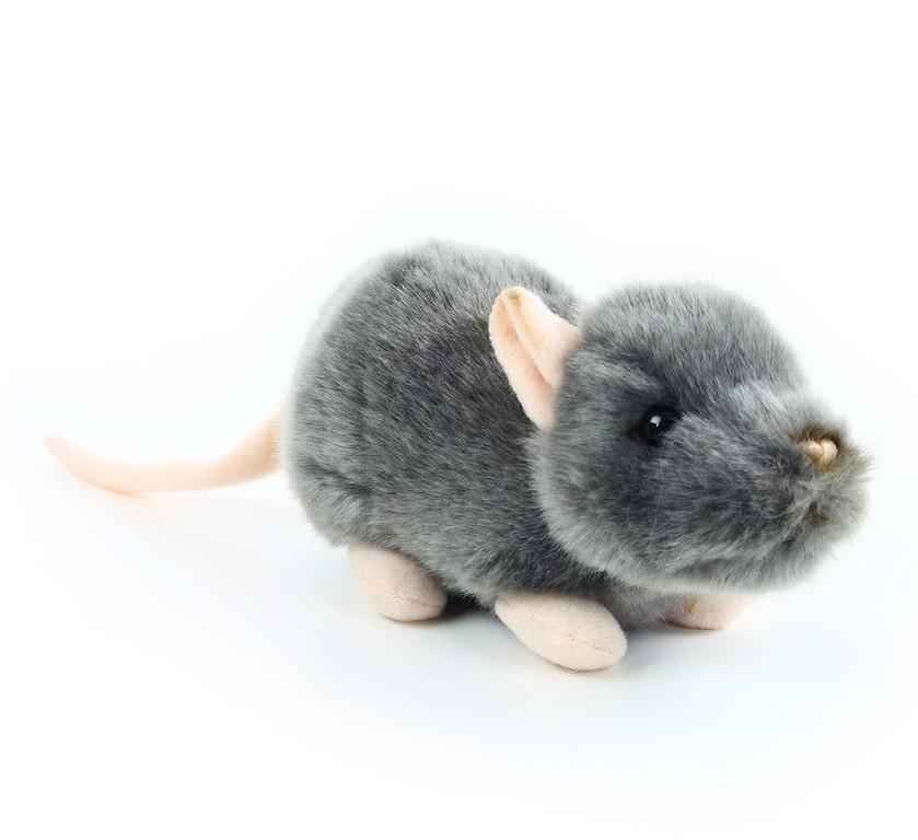 Rappa Plyšová myš 16 cm