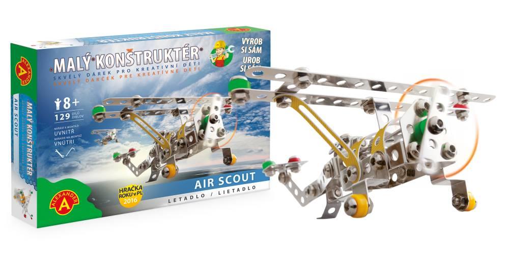 Alexander Malý konstruktér letadlo Air Scout