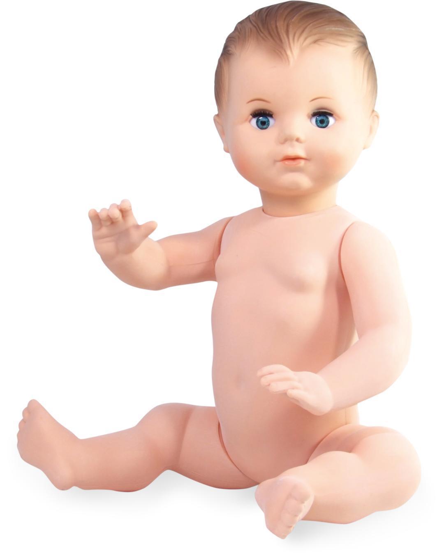 Petitcollin Koupací panenka sedící 40 cm