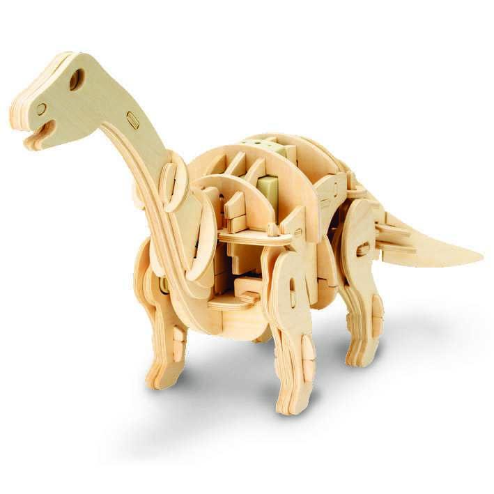 RoboTime Robotická hračka dinosaurus malý APATOSAURUS