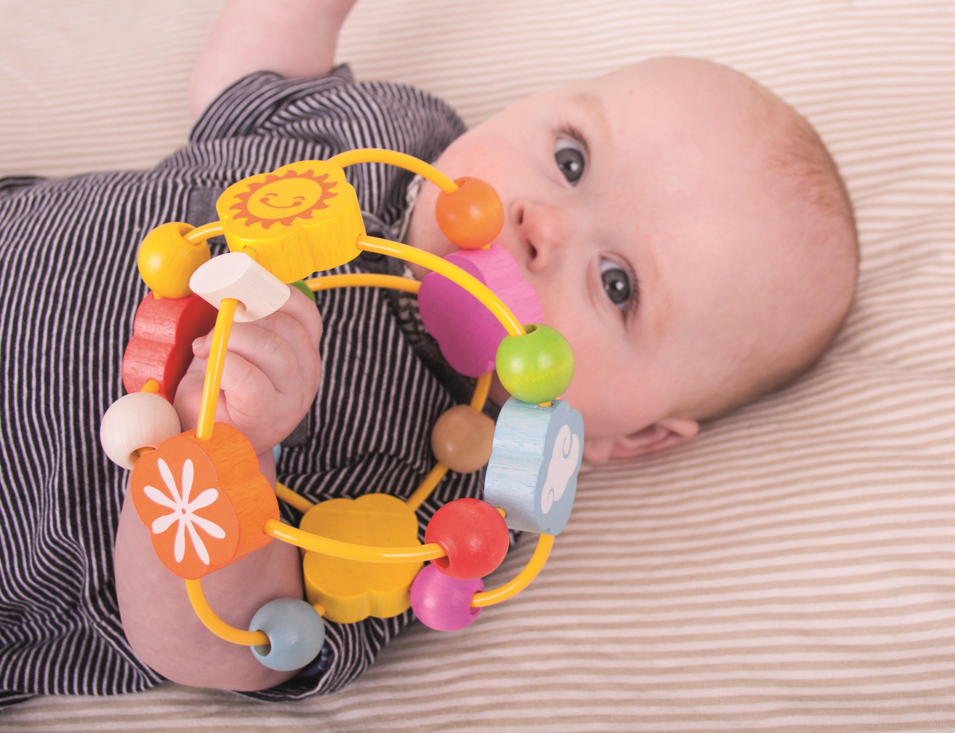 Bigjigs Baby Aktivní koule