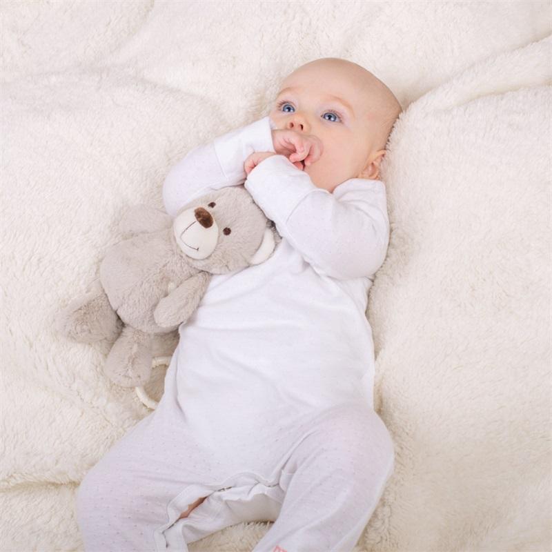 Bigjigs Baby Usínáček medvídek