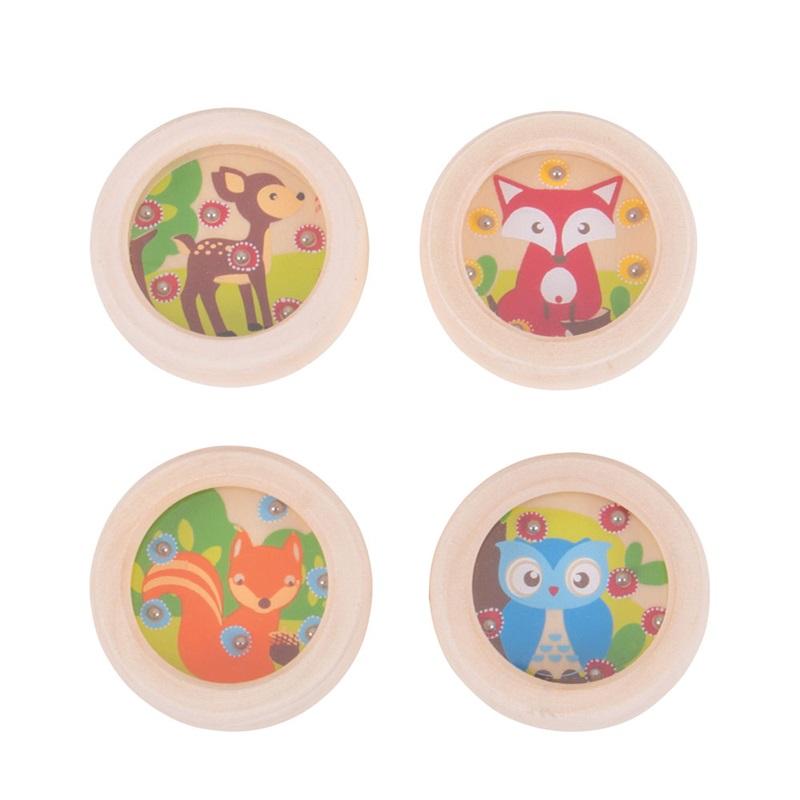 Bigjigs Toys Minilabyrint zvířátka 1 ks