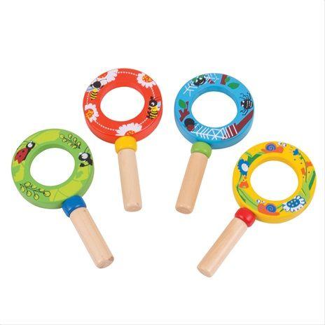 Bigjigs Toys Minilupa 1 ks