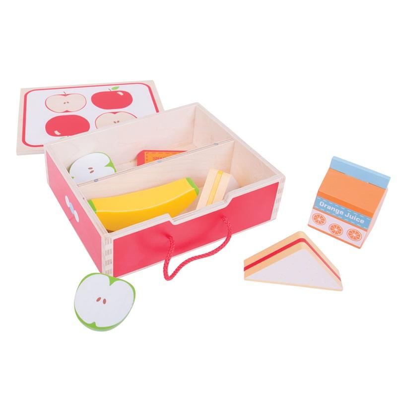 Bigjigs Toys Svačinkový box
