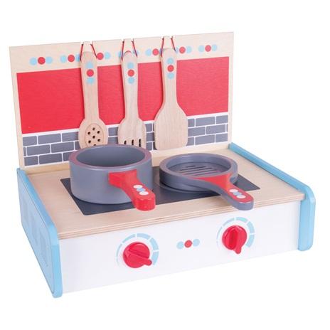 Bigjigs Toys Kuchyňský vařič