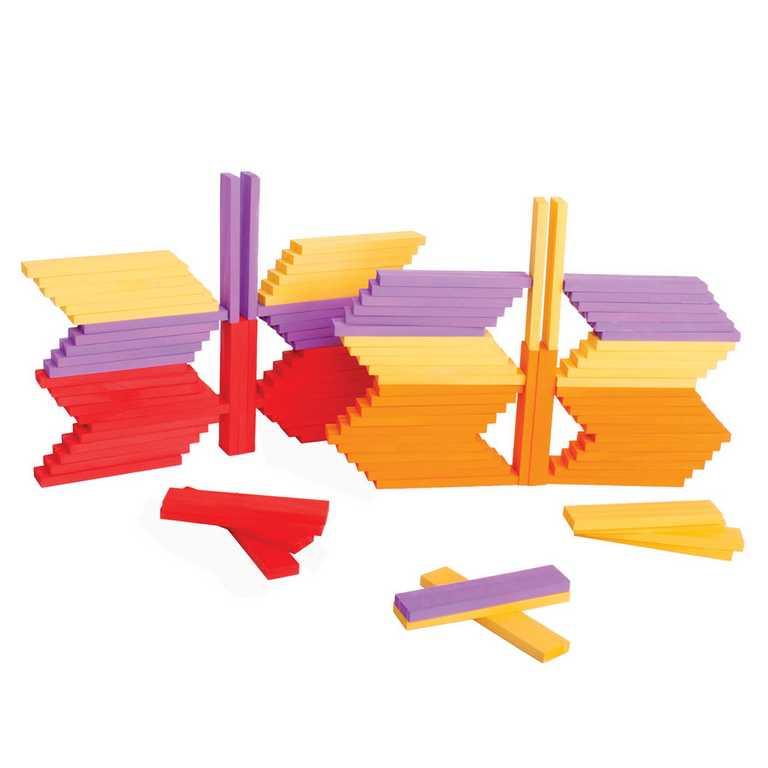 Bigjigs Toys Hrací desky západ slunce 100 dílů