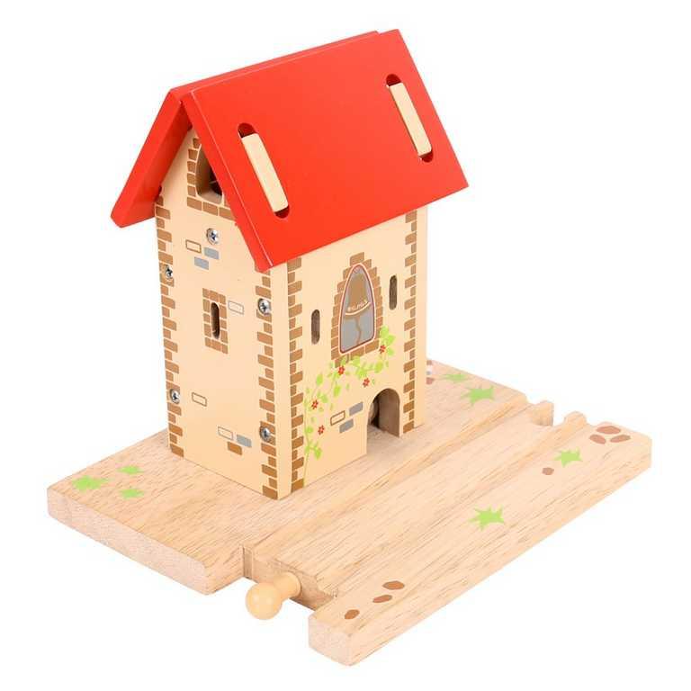Bigjigs Rail Zvonící věž