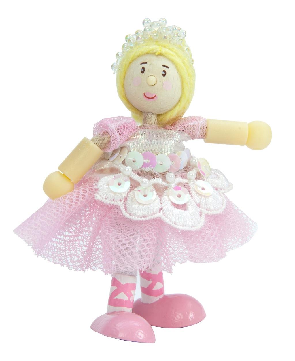 Le Toy Van Postavička balerína Bea