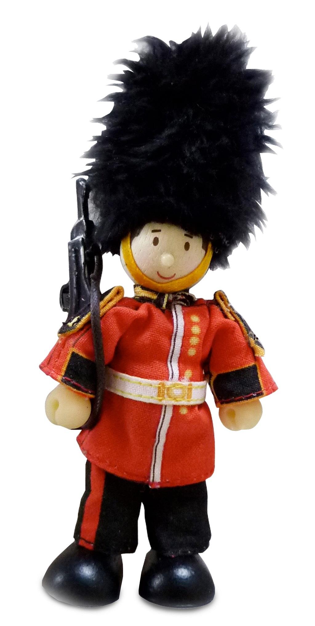 Le Toy Van Postavička královská stráž James