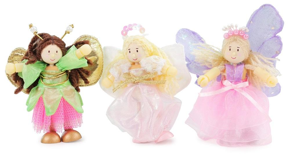 Le Toy Van Postavičky pohádkové víly