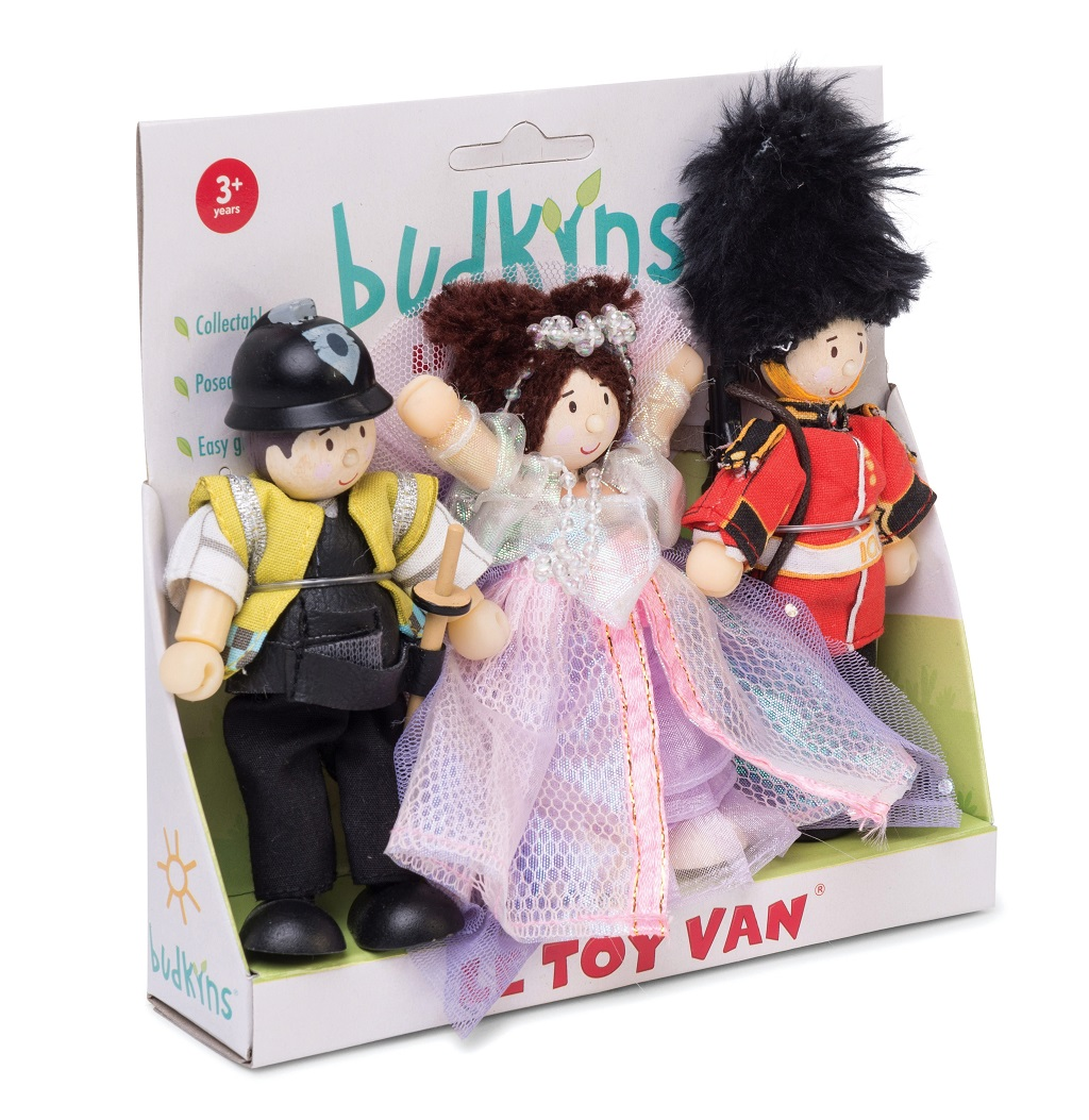 Le Toy Van Postavičky ze srdce Londýna