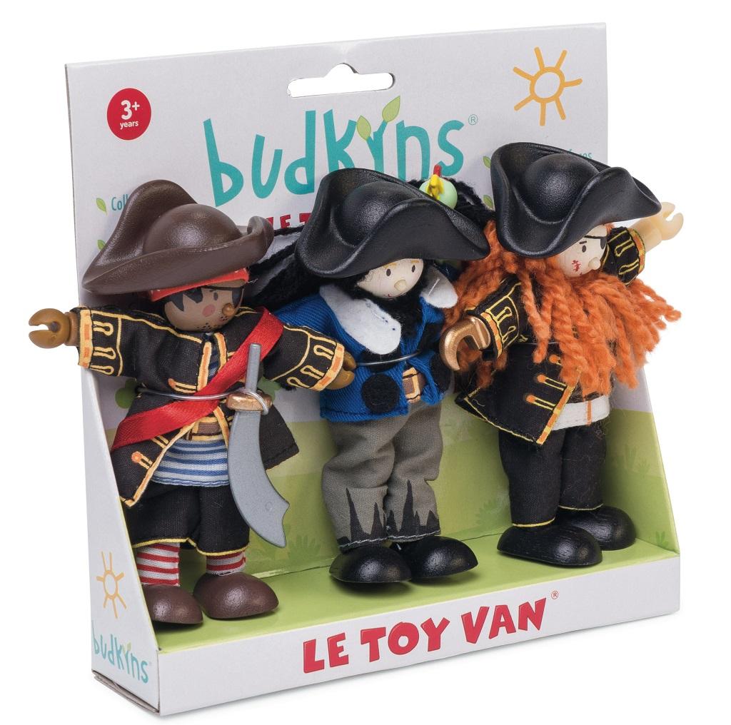 Le Toy Van Postavičky mušketýři