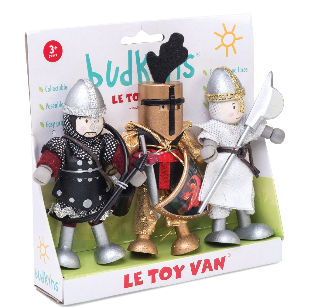 Le Toy Van Postavičky hradní rytíři