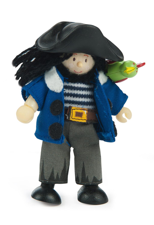 Le Toy Van Postavička pirát Jolly