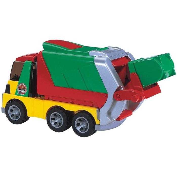 Bruder Roadmax - Auto popelář