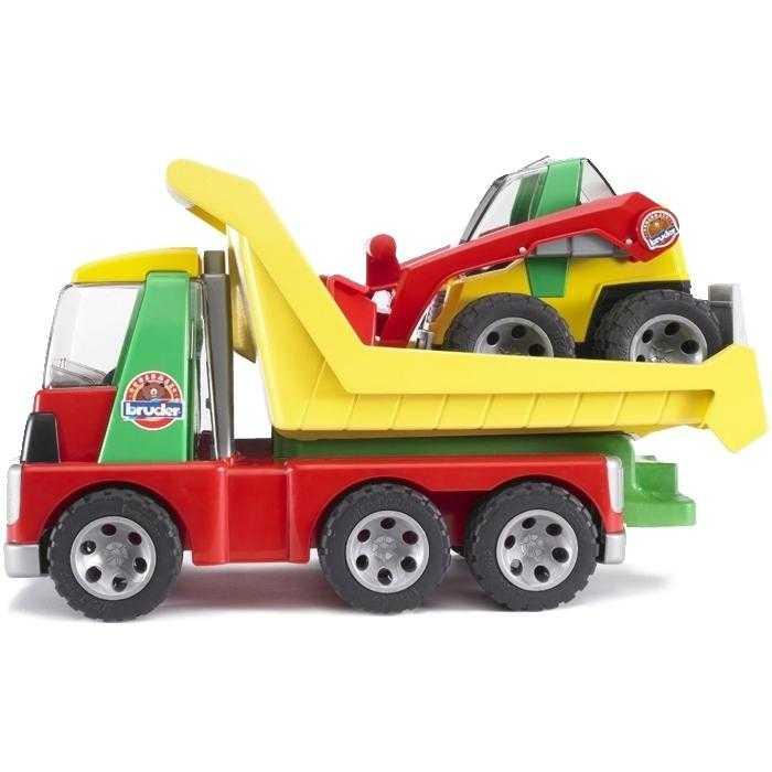 Bruder Roadmax - Auto nákladní - nakladač
