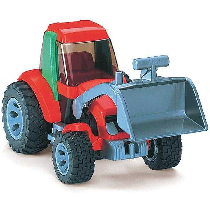 Bruder Roadmax - Traktor s radlicí