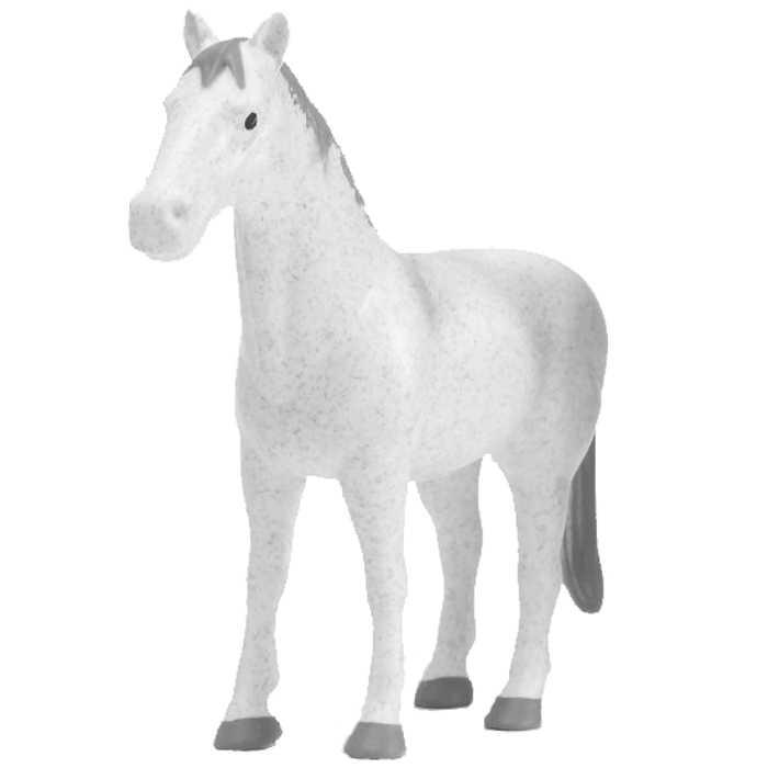 Bruder Figurka kůň bílý