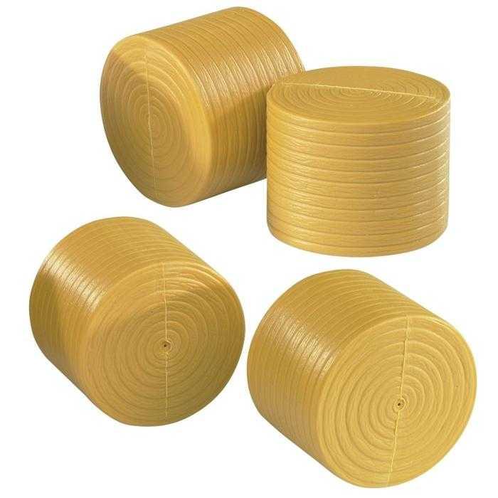 Bruder - Balík kulatý žlutý pro č. 2121 - 4 Ks